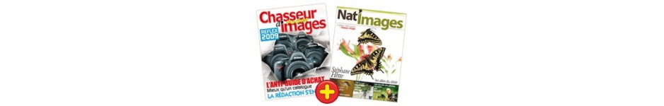 . Duo : Chasseur d'Images + Nat'Images