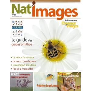 NAT'IMAGES 33  AOUT-SEPTEMBRE 2015