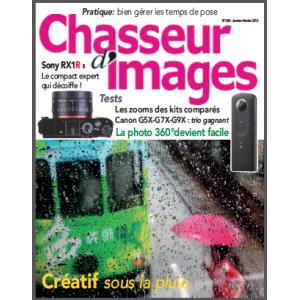 CHASSEUR D'IMAGES 380 - JANV/FEVRIER 2016