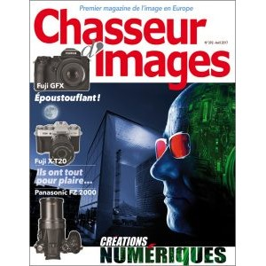 CHASSEUR D'IMAGES POCHE  392 - AVRIL 2017