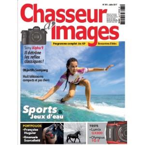 CHASSEUR D'IMAGES 395 - JUILLET 2017