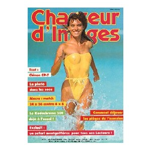 CHASSEUR D'IMAGES N°85