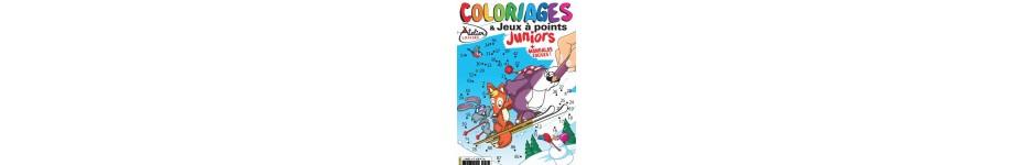 Coloriages juniors