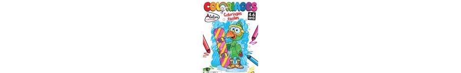 Coloriages des 4-6
