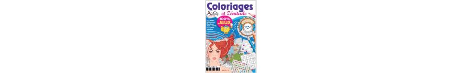 Jeux et coloriages