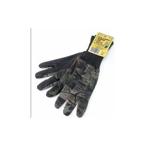 GANTS EN FILET DE CAMOUFLAGE