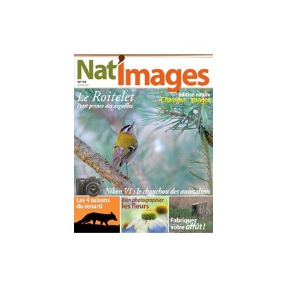 NAT'IMAGES AVRIL-MAI 2012