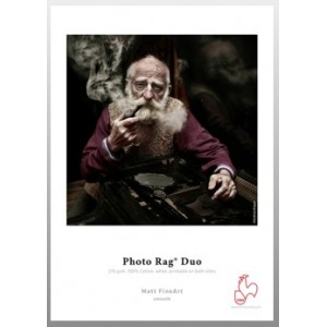 HAH PHOTO RAG DUO, 276G, A3