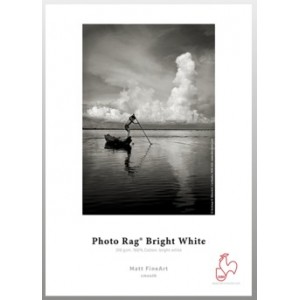 HAH PHOTO RAG BRIGHT WHITE, 310G, A4