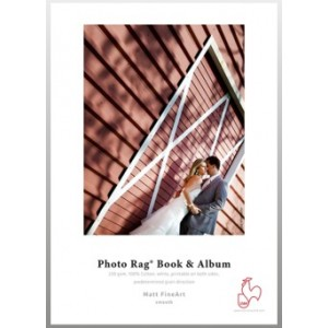 HAH PHOTO RAG BOOK 220G, A3