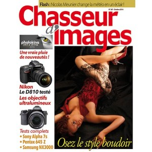 CHASSEUR D'IMAGES 367 - OCT 2014