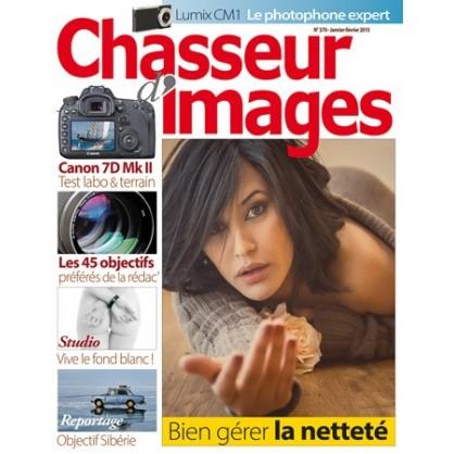 CHASSEUR D'IMAGES 370 - JANV/FEV 2015