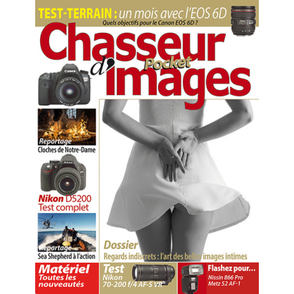 CHASSEUR POCKET MARS 2013