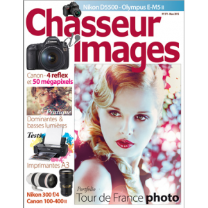 CHASSEUR POCKET MARS 2015