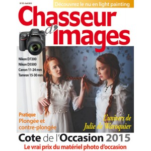 CHASSEUR D'IMAGES 372 - AVRIL 2015