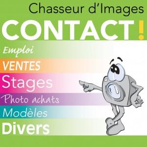 Annonce dans Chasseur d'Images (168 caractères)
