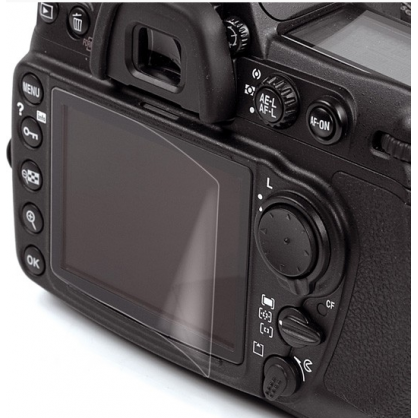 FILM DE PROTECTION ECRAN LCD 4""