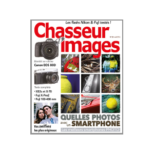 CHASSEUR D'IMAGES POCHE  382 - AVRIL 2016