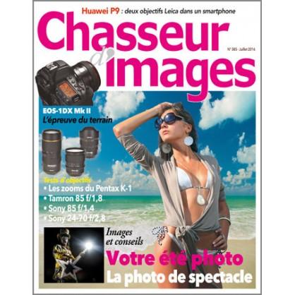CHASSEUR D'IMAGES 385 - JUILLET 2016