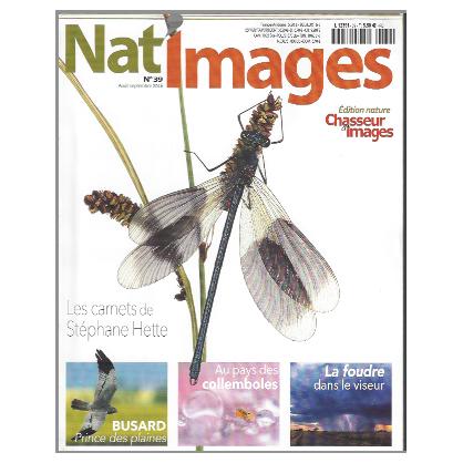 NAT'IMAGES 39 - AOUT/SEPTEMBRE 2016