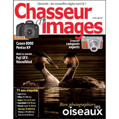 CHASSEUR D'IMAGES 393 - MAI 2017