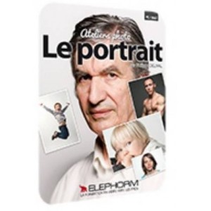DVD ATELIER PHOTO LE PORTRAIT