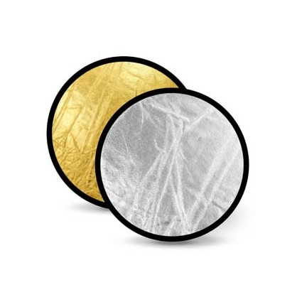 REFLECTEUR GODOX ARGENT-DORE 80CM