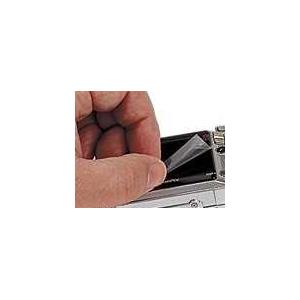FILM DE PROTECTION ECRAN LCD - 3 FEUILLES 10X8CM