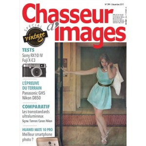 CHASSEUR D'IMAGES 399 - DECEMBRE  2017