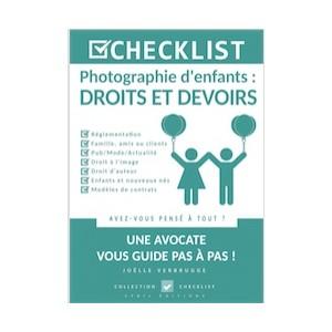 PHOTOGRAPHIE D'ENFANTS : DROITS & DEVOIRS