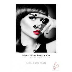 HAH PHOTO GLOSS BARYTA 320G A4 25F