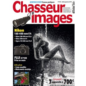 CHASSEUR D'IMAGES 405 - JUILLET/SEPTEMBRE 2018