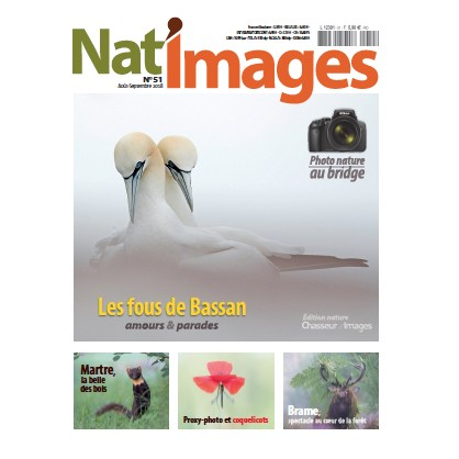 NAT'IMAGES 51 - AOUT/SEPTEMBRE 2018