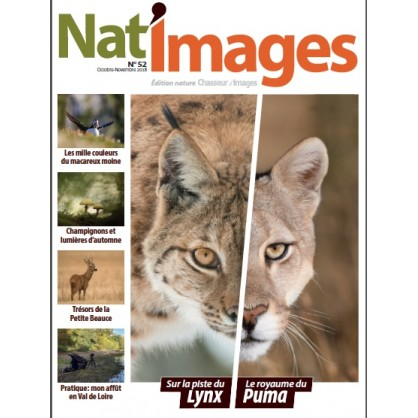 NAT'IMAGES 52 - OCTOBRE/NOVEMBRE 2018