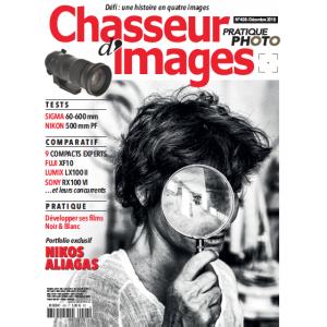 CHASSEUR D'IMAGES 408 - DECEMBRE 2018