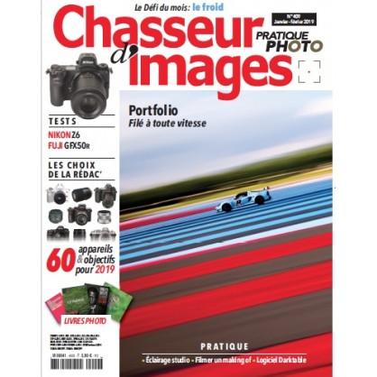 CHASSEUR D'IMAGES 409 - JANV/FEVRIER 2019