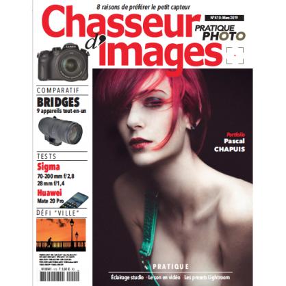 CHASSEUR D'IMAGES 410 - MARS 2019