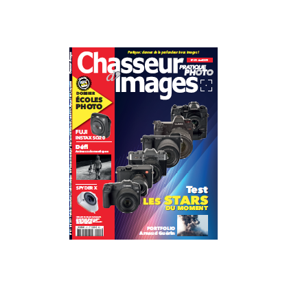 CHASSEUR D'IMAGES 411 - AVRIL 2019