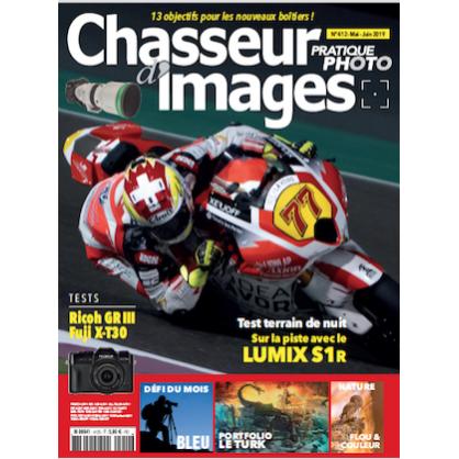 CHASSEUR D'IMAGES 412 - MAI/JUIN 2019