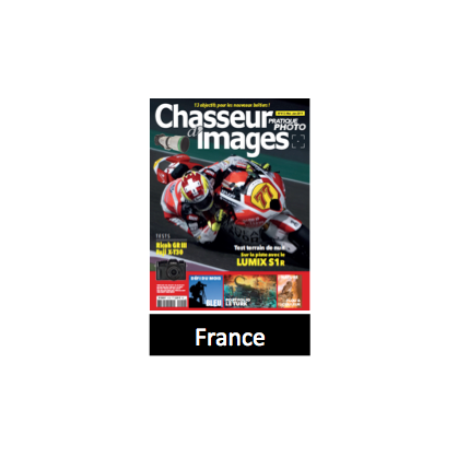 Abonnement Chasseur d'Images France New
