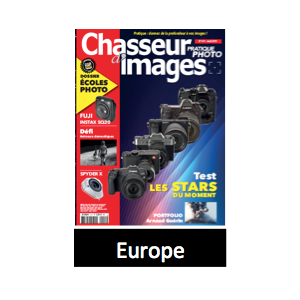 Abonnement Chasseur d'Images Europe New