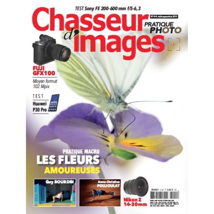 CHASSEUR D'IMAGES 414 - AOUT/SEPTEMBRE 2019