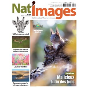 NAT'IMAGES 58 - OCTOBRE/NOVEMBRE 2019