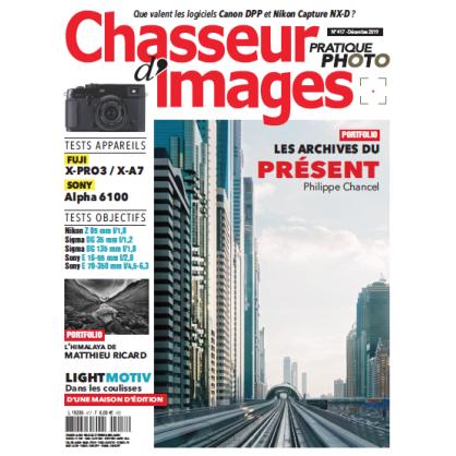 CHASSEUR D'IMAGES 417 - DECEMBRE 2019