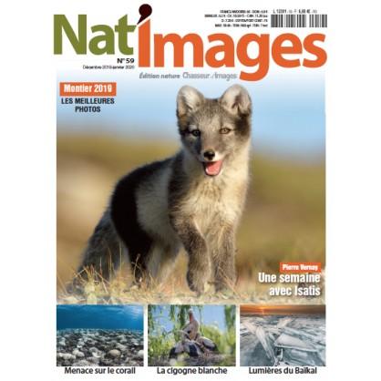 NAT'IMAGES 59 - DECEMBRE/JANVIER 2020