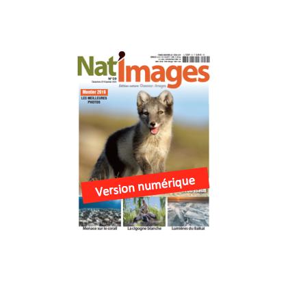 Abonnement Nat'Images Numérique (6 n°/1an)