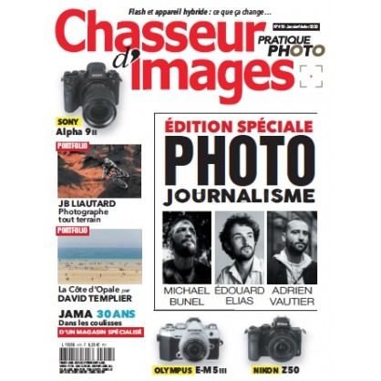 CHASSEUR D'IMAGES 418 - JANV/FEVRIER 2020