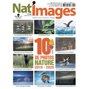 NAT'IMAGES 60 - FEVRIER/MARS 2020