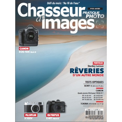 CHASSEUR D'IMAGES 420 - AVRIL 2020