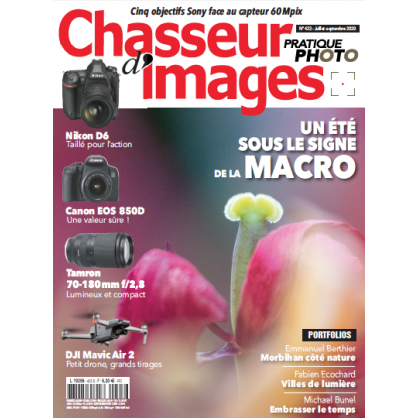 CHASSEUR D'IMAGES 423 - JUILLET/SEPTEMBRE 2020